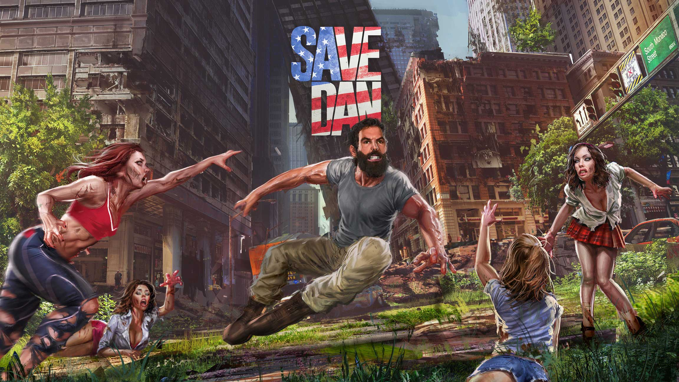 Presenting Save Dan for iOS/Android - The Official Dan Bilzerian Game Image